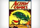 1,5 milioni di dollari per il primo Superman a fumetti