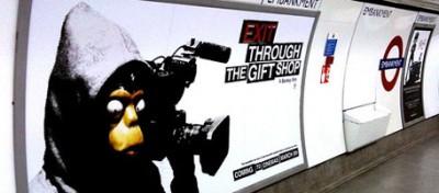 Online i primi 5 minuti del documentario di Banksy