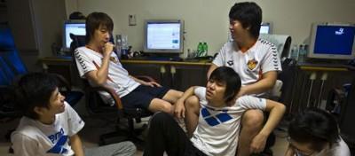 In Corea del Sud si va a letto senza videogiochi