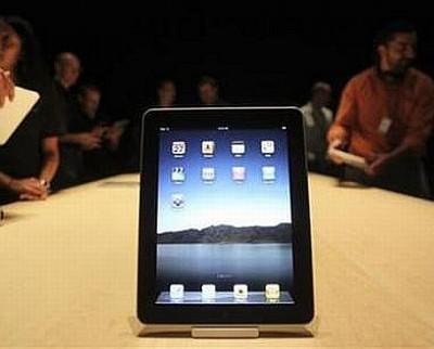 Il giorno dell'iPad