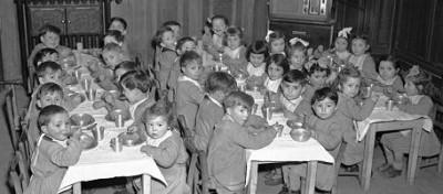 Svelata l'identità del benefattore della mensa scolastica