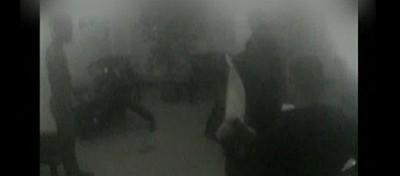 Il video delle violenze nella caserma di Ferrara