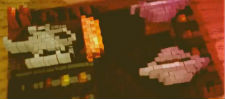 Videogame a 8-bit, ma in stop motion