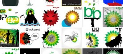 Disegna anche tu il logo della BP