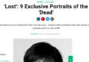 """Lost: nove ritratti dei """"morti"""""""