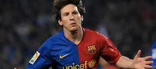 Messi, numero quarantasette