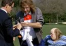 Fabio Capello e la nazionale inglese in Little Britain