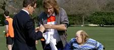 Fabio Capello e la nazionale inglese in Little Britain