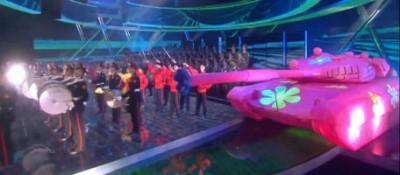 La crisi economica colpisce l'Eurofestival