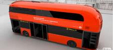 Il nuovo autobus londinese a due piani