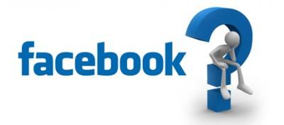 Facebook non ci piace