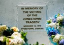 Il massacro della Guyana diventa meta turistica