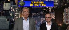 I finti spoiler di Letterman su Lost