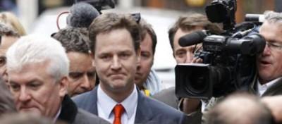 Tutti i pazzi per Clegg