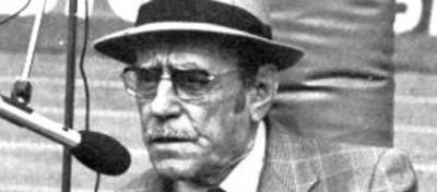 """Revisionismi: Carosio non disse """"negraccio"""" al guardalinee"""