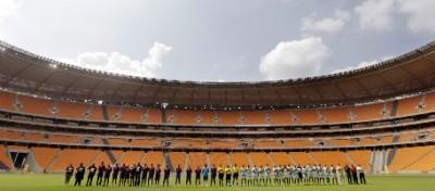 Mondiali in Sudafrica bloccati nel traffico?