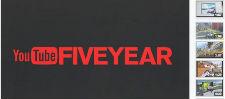 YouTube 5 anni dopo