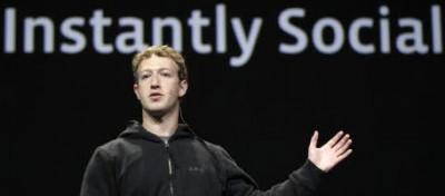 Zuckerberg: opzioni per la privacy più semplici su Facebook