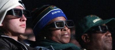 Il film del Brasile, in 3D