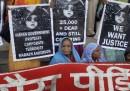 """Bhopal, """"una farsa che dura da 25 anni"""""""