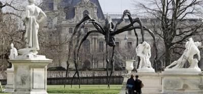 Louise Bourgeois, i ragni e il resto