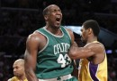 Celtics-Lakers, manuale per nottambuli