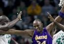 Celtics-Lakers, alla morte