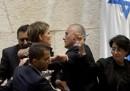 Israele, la tensione arriva alla Knesset