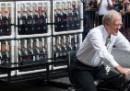 """Letterman e la bici """"ecologica"""" a Coca-Cola"""