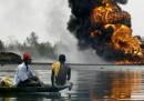 Il disastro petrolifero nel delta del Niger