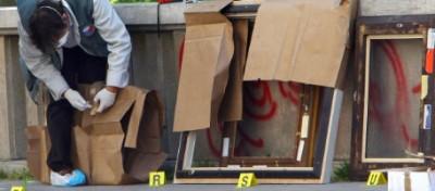 A caccia di ladri d'arte, col blog