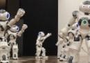 Robot dance di nome e di fatto