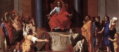 Pilato e Salomone nel processo Dell'Utri