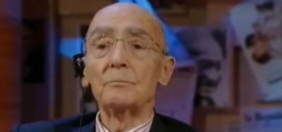 José Saramago nell'intervista di Serena Dandini