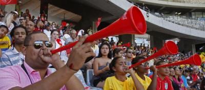 Cinque motivi per vietare le vuvuzela negli stadi
