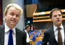 Olanda, un parlamento bloccato che va a destra