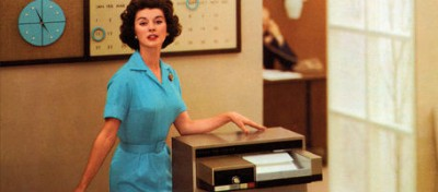 Mezzo secolo di fotocopie