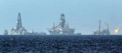 Installata la nuova cupola sulla falla nel Golfo