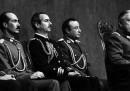 Niente grazia per gli ufficiali di Pinochet