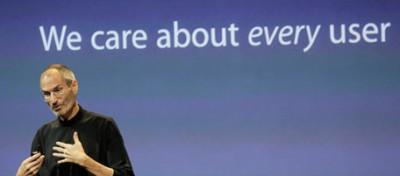 Dieci cose che ha detto ieri Steve Jobs (e una che ha mostrato)
