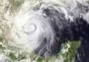 L'uragano Alex è arrivato alla costa messicana