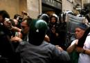 La manifestazione degli aquilani a Roma: cosa si sa e cosa no