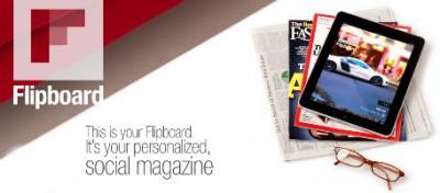 Flipboard trasforma i social network in una rivista