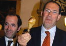 Zaia e Galan litigano sugli OGM distrutti in Friuli