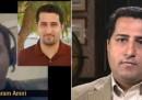 Shahram Amiri è a Washington?