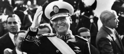 L'uomo che rubò la vita di Juan Perón