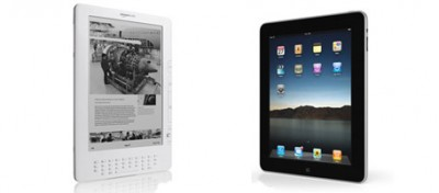 iPad contro Kindle: Kindle tiene