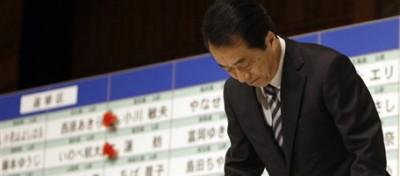 Giappone, a Kan va peggio ancora del previsto