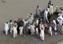 Le alluvioni in Pakistan