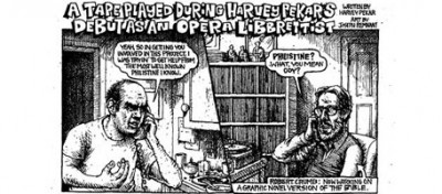 Chiedi chi era Harvey Pekar